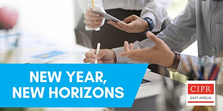 New Year, New Horizons - job hunting, interviews, CVs and much more tickets