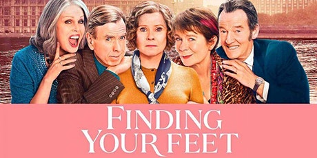 Finding Your Feet Film Night tickets
