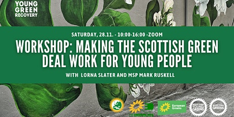 Workshop: Making the Scottish Green Deal Work for Young People tickets