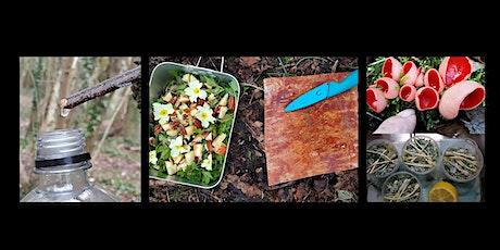 Spring Wild Food Forage Course - Oldbury Court tickets