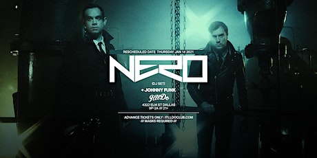 Nero (DJ Set) at It'll Do Club tickets