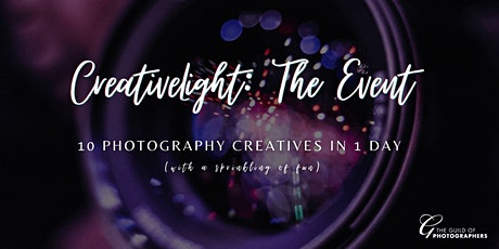 CreativeLight: The Event tickets