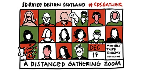 20th Distanced Gathering - 17 December tickets