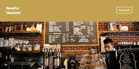 Kahvilan ja ravintolan yritysklinikka  2. ja  9.12.2020 tickets