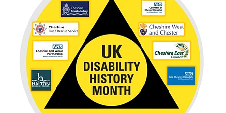 Cheshire and Wirral Public Sector Orgs - UK Disability History Month tickets