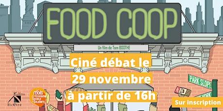 Economie Social et Solidaire : Ciné-débat autour du film Food Coop billets