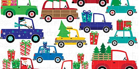 Emergency Santa Toy Drive-Thru - Catholic Charities Community Services tickets