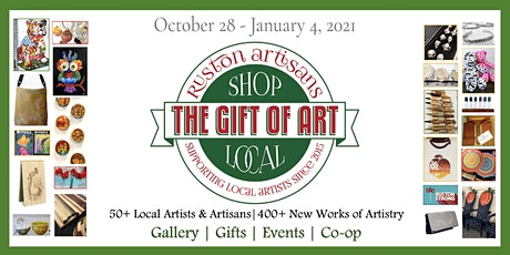 The Gift of Art Exhibition: Artistry Gift Marketplace tickets