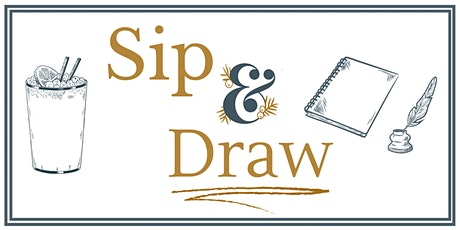 Sip & Draw tickets