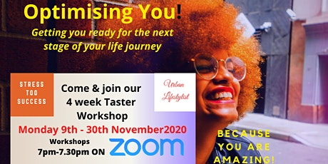 OPTIMISING YOU: Branding You! tickets