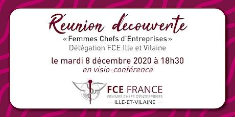 Réunion découverte FCE Ille et Vilaine billets