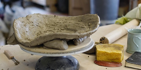 Introduction to Sculptural Ceramics (Mon & Tues, 3 - 4 Aug 2021) tickets
