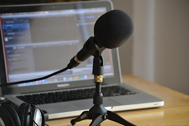 Lawnsio Podlediad mewn Diwrnod/Launch your Podcast in a Day image