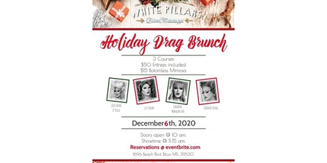Holiday Drag Brunch tickets