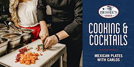Cooking & Cocktails: Mexican Plates with Carlos tickets