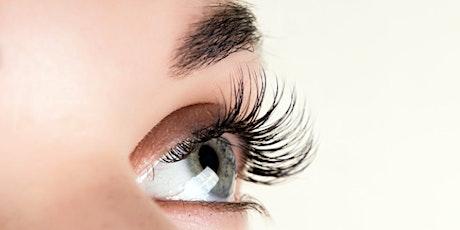Eyelash Lifting & Tinting Certification Training, School of Glamology tickets