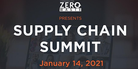 Supply Chain Summit 2021 tickets