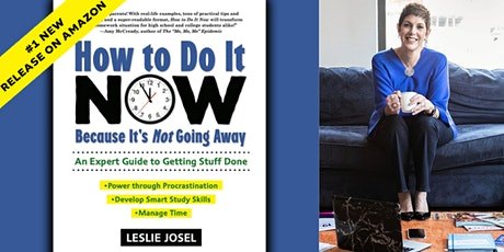How to Do It Now - Virtual Workshop on Powering Through Procrastination tickets
