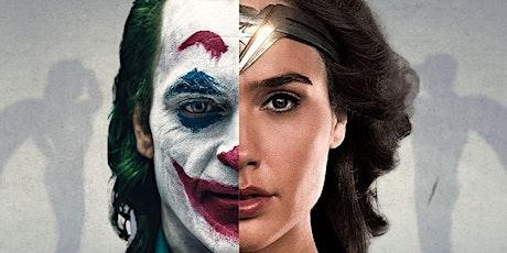 Acting for TV/ Film -Villain vs Hero Taster tickets