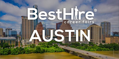 Austin Virtual Job Fair July 15, 2021 tickets