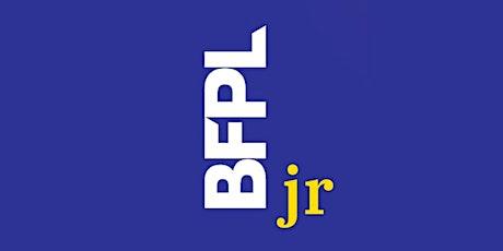 BFPL Jr - LuAnn Adams | December 5 tickets