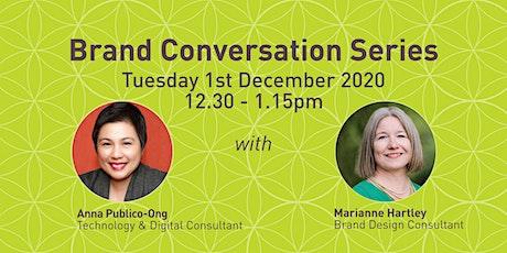 Brand Conversation - Redesign Series tickets