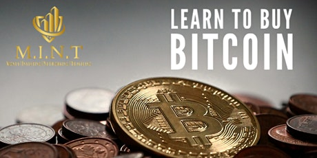 Learn to Buy Bitcoin & Crypto Workshop tickets