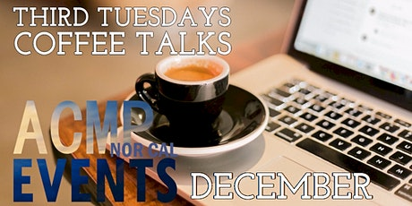 THIRD TUESDAY COFFEE TALK - DECEMBER tickets