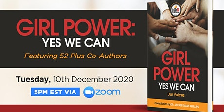 The DreamBig Girl Power Movement and Book Launch tickets
