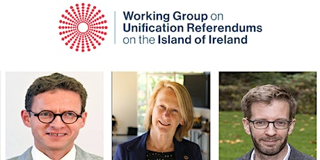 Working Group on Unification Referendums on the Island of Ireland tickets