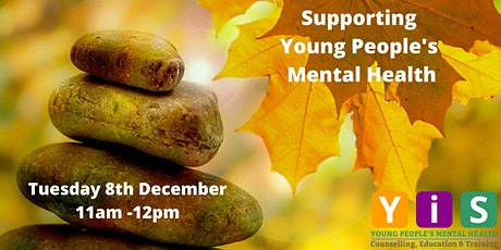 Supporting Young People's Mental Health tickets