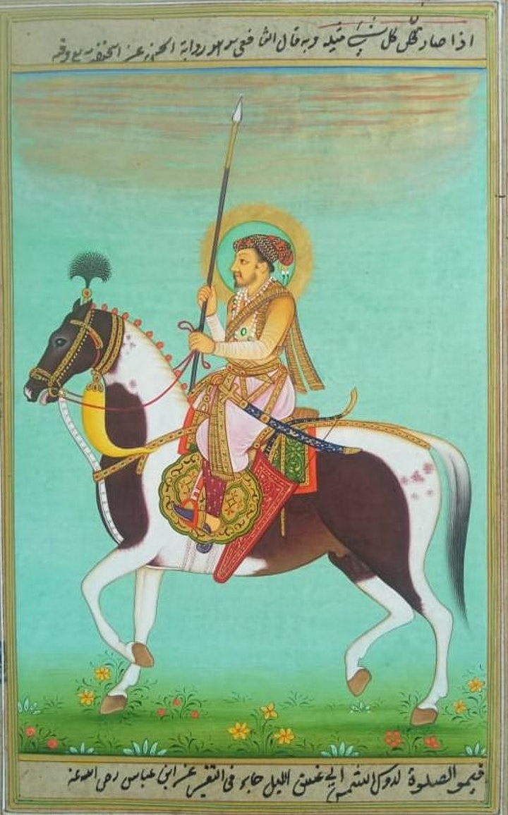 Indian Miniature Painting image