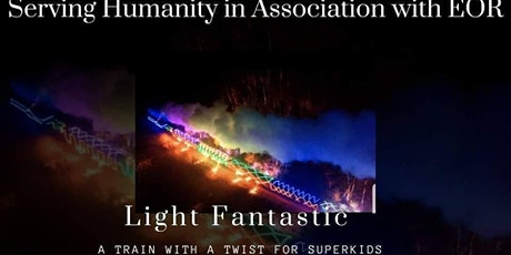 Light Fantastic - A Train with A Twist for Superkids! tickets
