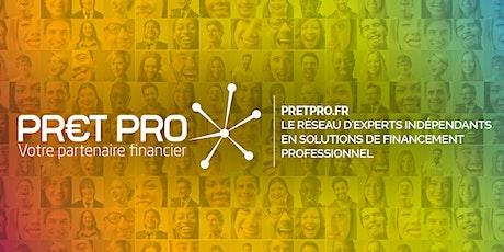 PRET PRO - Réunion découverte - 30 Mars 2021 de 10h00 à 13h00 billets