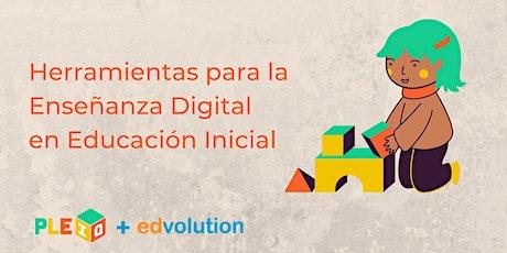 Cómo abordar la enseñanza digital en educación inicial. entradas