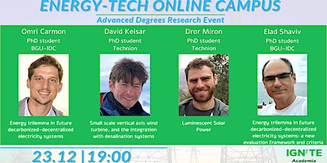 Energy-Tech Online Campus tickets