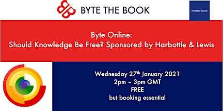 Should Knowledge Be Free? Sponsored by Harbottle & Lewis tickets