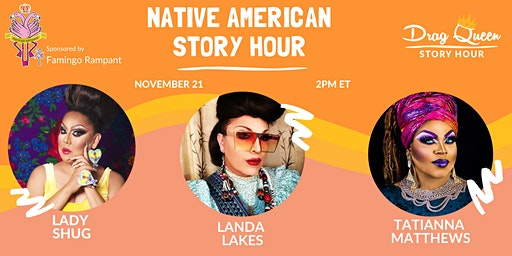 Native American Heritage Story Hour!