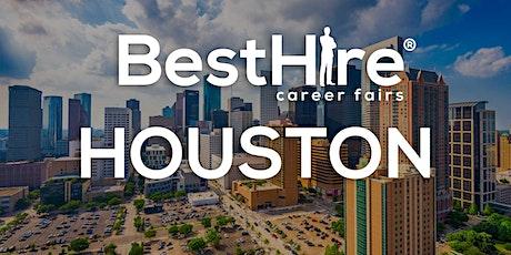 Houston Virtual Job Fair October 21, 2021 tickets