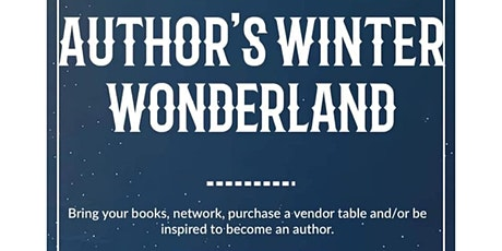 Author's Winter Wonderland tickets