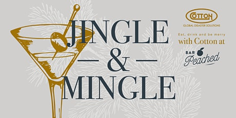 Jingle & Mingle with Cotton tickets