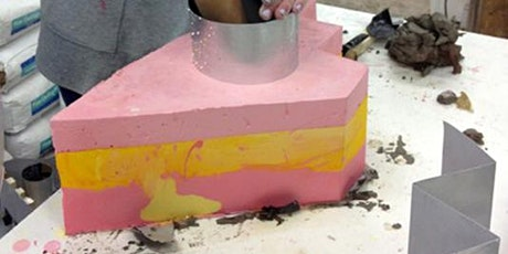 Casting in Concrete & Plaster (Sat & Sun, 25 - 26 Sept 2021) tickets