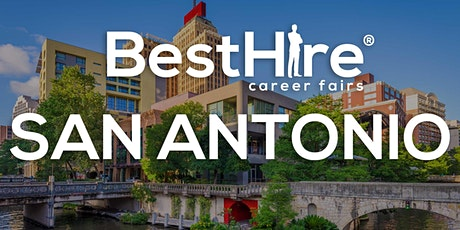 San Antonio Virtual Job Fair December 2, 2021 tickets