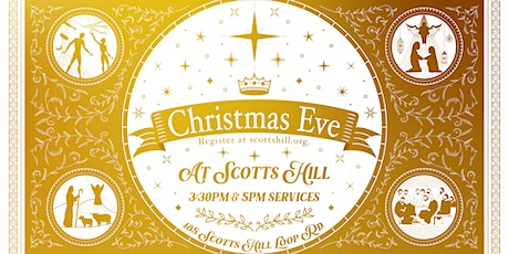 Christmas Eve at Scotts Hill - 3:30pm service tickets
