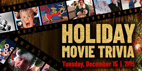 Holiday Movie Trivia at Legacy Hall tickets