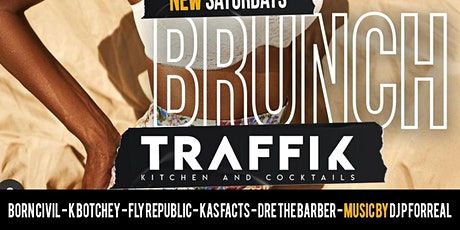 HOLIDAY HANGOVER BRUNCH @ CLUB TRAFFIK tickets
