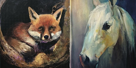Saturday Painting Workshops: A Horse of Course tickets