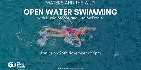 Waters and the Wild: Open Water Swimming tickets
