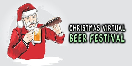Christmas Themed Virtual Beer Festival tickets