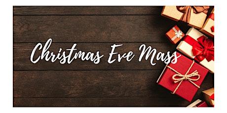 Christmas Eve Masses tickets